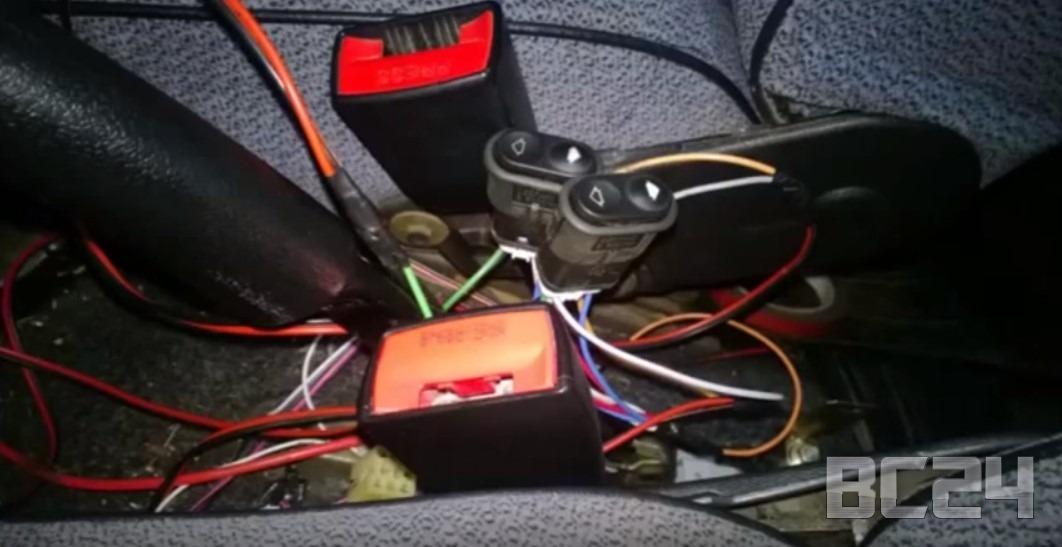 Электропривод на сидения своими руками